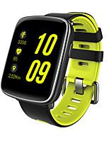 Smart WatchEtanche Longue Veille Calories brulées Pédomètres Enregistrement de l'activité Sportif Moniteur de Fréquence Cardiaque Ecran