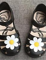 Girls' Sandals Comfort PVC Summer Casual Comfort Blushing Pink Blue Flat