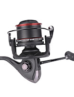 Hiumi TP9000 Saltwater Spinning Reel 13 Stainless Steel Shielded Bearings Powerful Baking Finish Body 4.11 Gear Ratio With Spare Spool