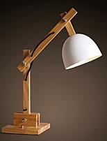 Modern Simple Nordic Iron Shade Eye Care Desk Office Desk LED Black Bracket Adjustable Table Lamp
