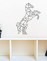 Abstracto Pegatinas de pared Calcomanías de Aviones para Pared Calcomanías Decorativas de Pared Material Decoración hogareñaVinilos