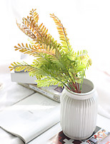 Artificial Flowers Feel Bracken Simulation Leaves Export Interior Wall Simulation Micro Landscape Flowers