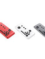 Joystick--- diPlastica-Bluetooth 2.0 Bluetooth 4.2 Bluetooth4.1-Bluetooth Pulsante ON/OFF Manubri da gioco