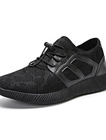 Men's Sneakers Comfort Spring Summer Fabric Athletic Casual Outdoor Gore Flat Heel Black Dark Blue Flat
