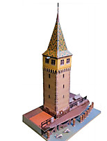 Jigsaw Puzzles DIY KIT 3D Puzzles Building Blocks DIY Toys Famous buildings Chinese Architecture