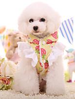 Собака Плащи Одежда для собак Сохраняет тепло Носки детские