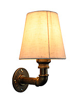 AC  3W E27 BG106 Rustic/Lodge Brass Feature for Bulb IncludedAmbient Light Wall Sconces Wall Light