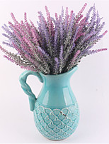Romantic Provence decoration lavender flower silk artificial flowers