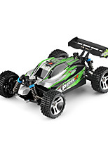 Buggy 1:18 Brush Electric RC Car 35 2.4G Ready-To-Go 1 x Manual 1 x Charger 1 x RC Car