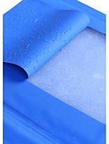 Кошка Собака Кровати Животные Коврики и подушки Однотонный Складной Синий