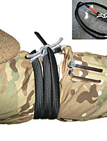 Military Quick Stoplet Strap with One Hand Operation Light Ease of Use EDC Outdoor Survival Equipment