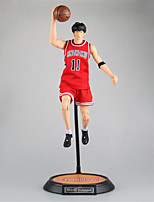 Anime Action Figures Inspired by Slam Dunk Kaede Rukawa PVC 30 CM Model Toys Doll Toy 1pc