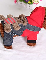 Dog Clothes/Jumpsuit Dog Clothes Casual/Daily Jeans