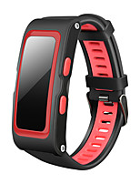 ORDRO S20 GPS Sports Smart Bracelet  Pedometer  Heart Rate Monitor Touch Screen Meassage&Call  Reminder Sedentary Reminder