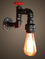 40 E26 E27 Деревенский стиль Живопись Особенность for Светодиодная лампа,Рассеянный настенный светильник