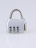 6422 Zinc Alloy Padlock Padlock 3 Digit Password Gymnasium Dormitory Cabinet Padlock Mini Lock Tank Lock Dail Lock Password Lock