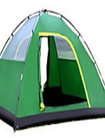 CAMEL 2 Personas Tienda Doble Carpa para camping Tienda de Campaña Automática Bien Ventilado Resistente a la lluvia A prueba de polvo