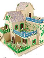 Пазлы 3D пазлы Строительные блоки Игрушки своими руками Архитектура