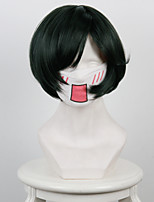 Hell girl girl night mystery girl full green confused cosplay wig