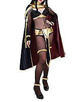 Ispirato da Fire Emblem Cosplay Video gioco Costumi Cosplay Abiti Cosplay A scacchi Manica lunga Accessori Mantello Costumi Zentai