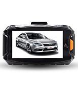Ambarella 1080p Автомобильный видеорегистратор 2,7 дюйма Экран Автомобильный видеорегистратор