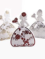 25pcs Bride Wedding Box Butterfly And Flower Candy Box Wedding Table Decoration Party Supplies