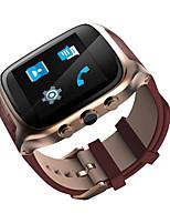Smart WatchEtanche Longue Veille Pédomètres Vidéos Commande vocale Enregistrement de l'activité Sportif Caméra Moniteur de Fréquence