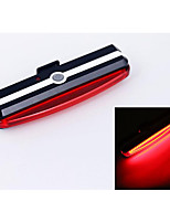 Bike Lights LED Cycling Outdoor Eco-Friendly High Quality Ergonomic Design USB Lumens USB Red Everyday Use
