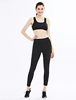 Women's Mid Rise strenchy Active Pants,Active Skinny Pure Color Solid
