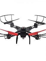 Drone WL Toys Q222K 4CH 6 Eixos Com Câmera HD de 720PFPV Retorno Com 1 Botão Auto-Decolagem Seguro Contra Falhas Modo Espelho Inteligente