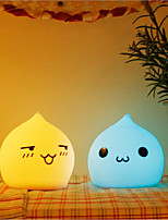 Colorful Water Drop Silica Gel Lamp/LED Color/Night Lamp/Children Clap Lamp/Creative Gift