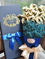Casamento Dia Dos Namorados Lembrancinhas & Presentes para Festas Caixas de Presente Flôr ArtificialTema Flores Aniversário