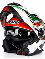 Intégral Ajustable Compact Respirable Meilleure qualité Sportif ABS Casques de moto