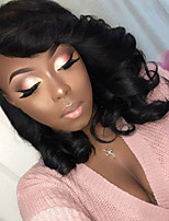 Glueless Full Lace Front Wigs Brazilian Human Virgin Hair Wigs With Baby Hair For Black Women Side Part Body Wave On Sale