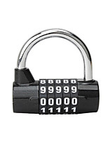 SIMPLY 501 Password unlocking 5Digit Password Gym Lock Dail Lock Password Lock