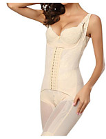 Women's Corset Set Nightwear,Lace Solid-Thin Cotton Women's