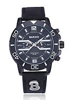 jewelora Homens Relógio Esportivo Relógio de Moda Relógio de Pulso Chinês Quartzo Impermeável Resistente ao Choque Punk Mostrador Grande