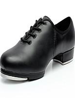 Women's Latin Patent Leather Heels Sneakers Practice Buckle Stiletto Heel Khaki Blushing Pink Light Red Fuchsia Yellow 2