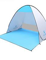 3-4 человека Походный коврик Тент для пляжа Палатка Тент для пляжа Ультрафиолетовая устойчивость для Отдых и Туризм См Другие материалы