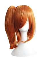 Cospoay Anime Wigs Single Tail Tigers Holder LoveLive Fruit Fruit Wigs 16inch