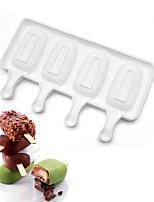 4 Cavities MiniPopsicle mold  M-57