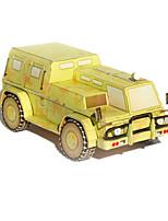 Jigsaw Puzzles DIY KIT 3D Puzzles Building Blocks DIY Toys Tank