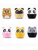 Meng Pet BM6 Wireless Bluetooth Speaker Creative Portable Cartoon Mini Outdoor Small Steel Guns Bluetooth Audio