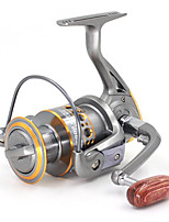 Rod Holders Spinning Reels 5.2:1 13 Ball Bearings Exchangable Sea Fishing Freshwater Fishing Carp Fishing Lure Fishing General Fishing-