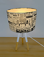 60 Contemporary Desk Lamp , Feature for Eye Protection , with Painting Use On/Off Switch Switch