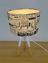 60 Современный Настольная лампа , Особенность для Защите для глаз , с Живопись использование Вкл./выкл. переключатель