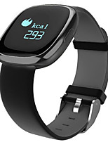 Smart Bracelet  Water Proof Long Standby Calories Burned Pedometers Exercise Record Sports Heart Rate  Monitor Call Reminder Bluetooth 4.0