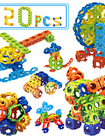 Building Blocks Educational Toy For Gift  Building Blocks Square ABS 6 Years Old and Above Toys