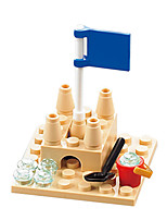 Building Blocks For Gift  Building Blocks Square 3-6 years old Toys24PSC