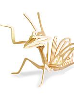 Набор для творчества 3D пазлы Пазлы Металлические пазлы Игрушки Животный принт 3D Своими руками Не указано Куски